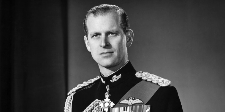 The Duke of Edinburgh Portrait