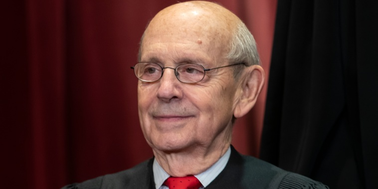 Image: Stephen Breyer