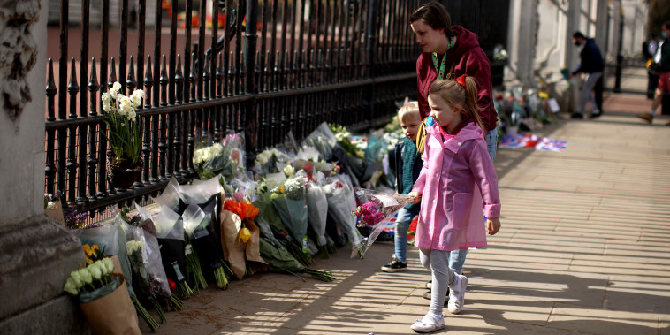 Image: Prince Philip, Duke Of Edinburgh Dies At The Age Of 99
