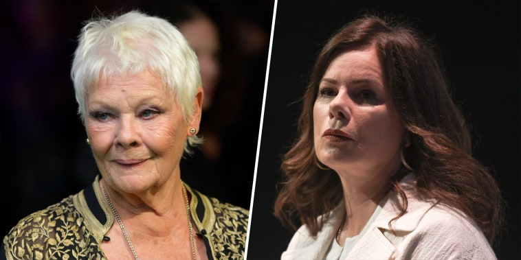 """In a recent interview, one of my answers that related to Dame Judi Dench was misinterpreted,\"" Actor Marcia Gay Harden said in an Instagram post on Thursday."