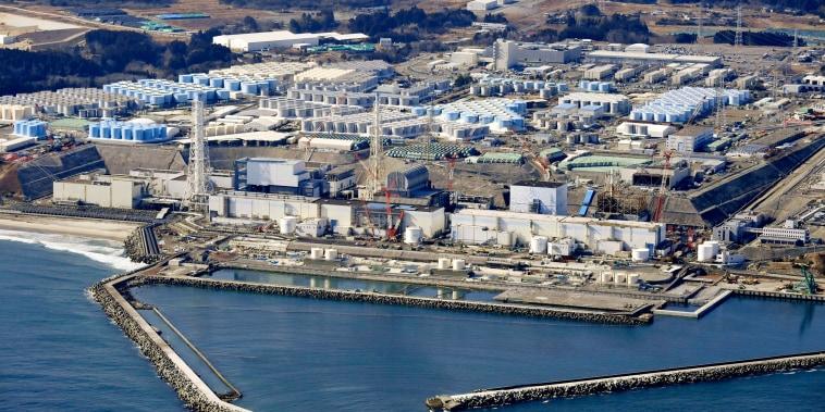 Image: Fukushima Daiichi nuclear power plant