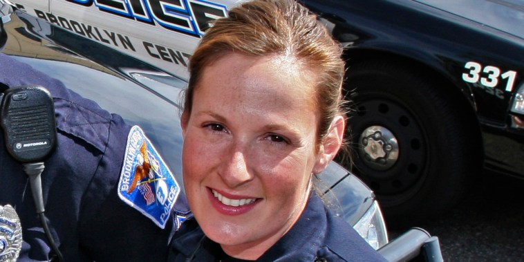 Image: Officer Kim Potter in 2007