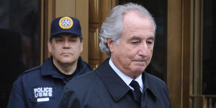 Image: Bernie Madoff