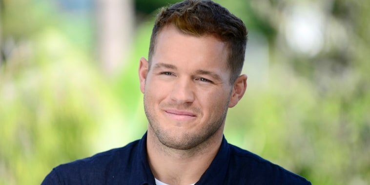 Image: Colton Underwood stars in an ad campaign in Mar Vista, Calif.