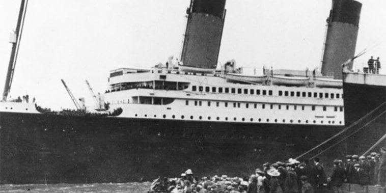 Image: RMS Titanic