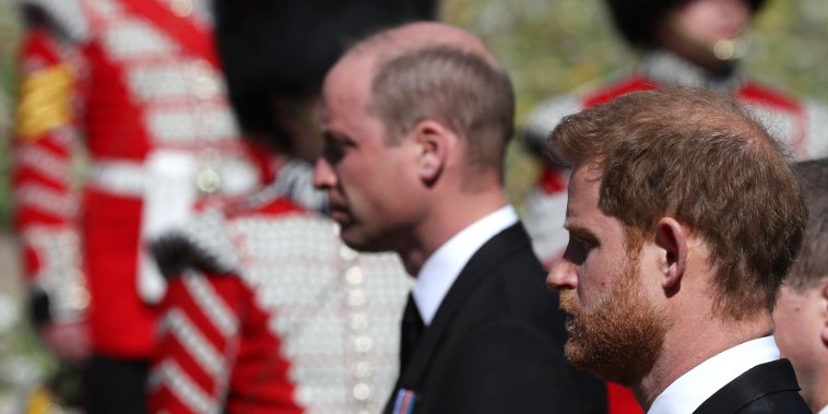 Image: BRITAIN-ROYALS-PHILIP-FUNERAL