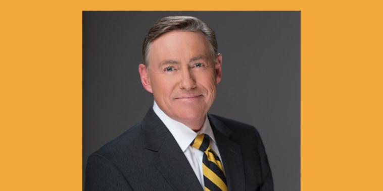 Mark Johnson, Boise news anchor for NBC affiliate KTVB.