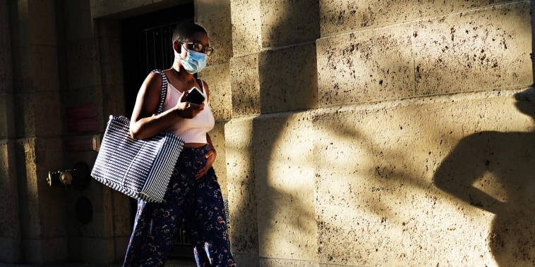 In communities where coronavirus transmission is low, it may not be necessary to wear a mask outdoors, some health experts say.