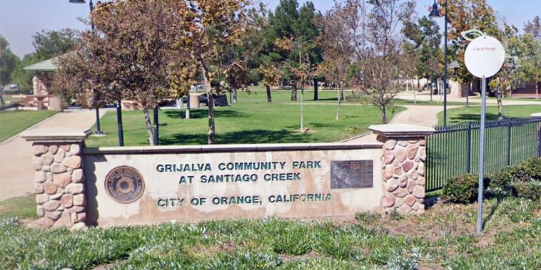 Image: Grijalva Park in Orange, Calif.
