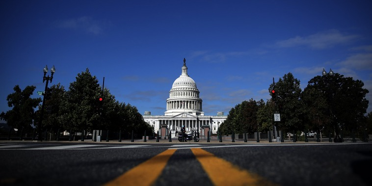 Image: The Capitol building