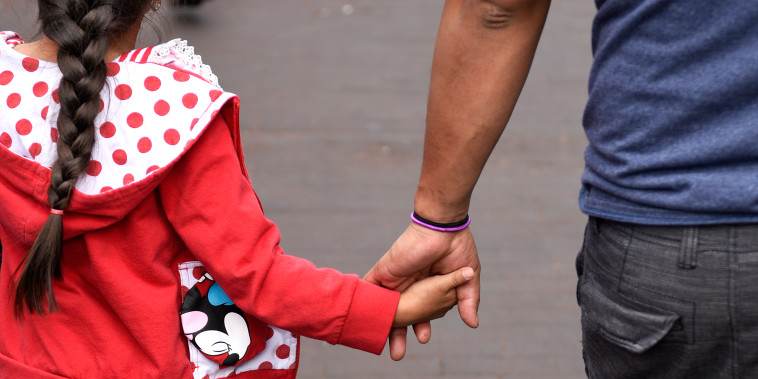 Image: Latino family