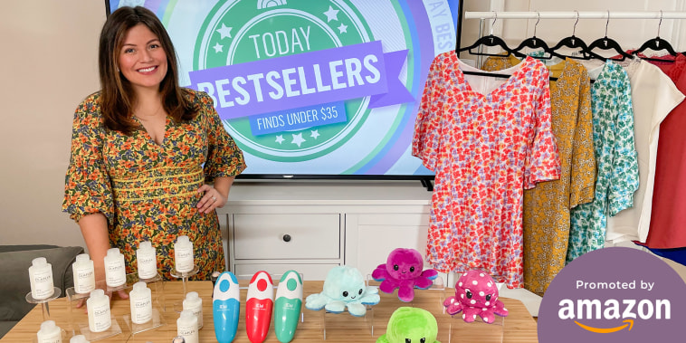 Adrianna Brach shares her Amazon products to buy on broadcast