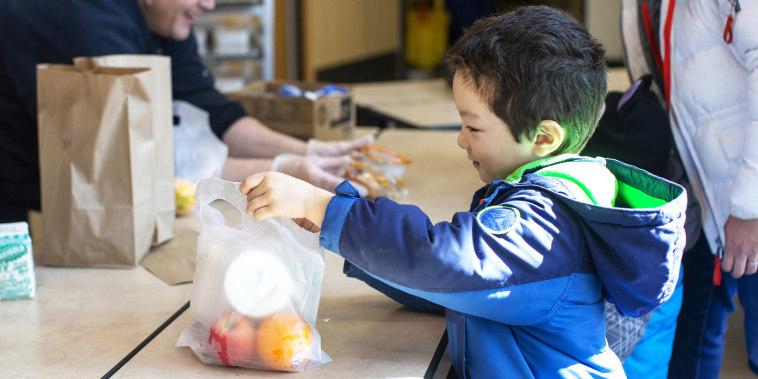 Image: Schools Across The U.S. Close To Help Stop Spread Of Coronavirus