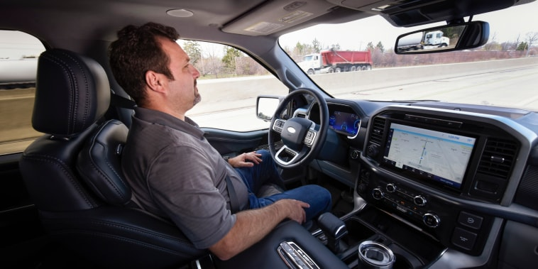 Ford will begin offering its new BlueCruise hands-free highway driving system to customers later this year.
