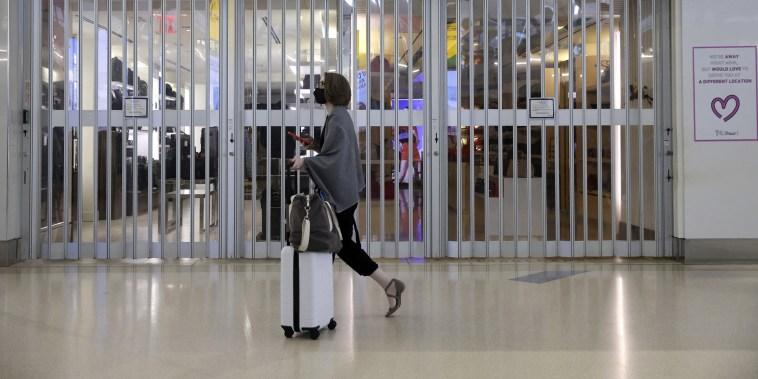 Image: JFK International Airport As Air Travel Increases