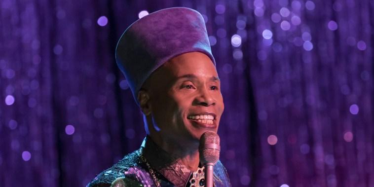 "Image: Billy Porter as Pray Tell in Season 3 of \""Pose.\"""