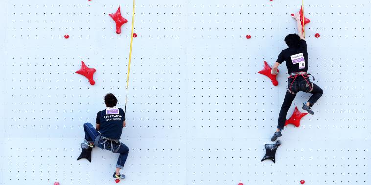 Sports Climbing - Tokyo 2020 Test Event