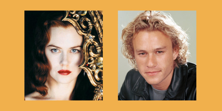 Nicole Kidman, Heath Ledger