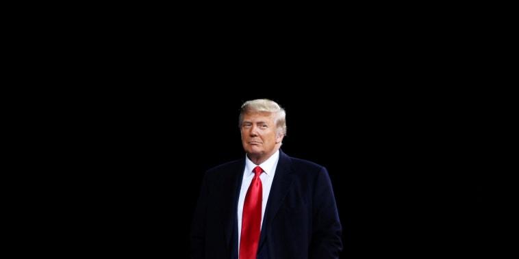 Image: FILE PHOTO: U.S. President Trump campaigns for Republican U.S. senators Perdue and Loeffler during a rally in Valdosta, Georgia