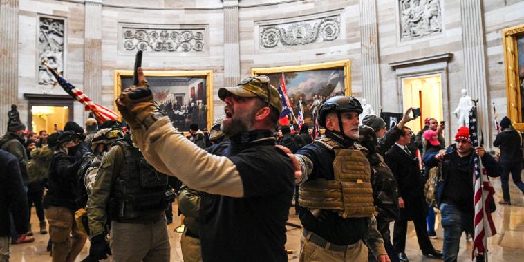 Image: Capitol riot