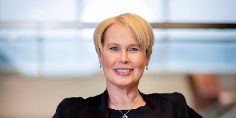 Maggie Timoney, CEO at Heineken USA.