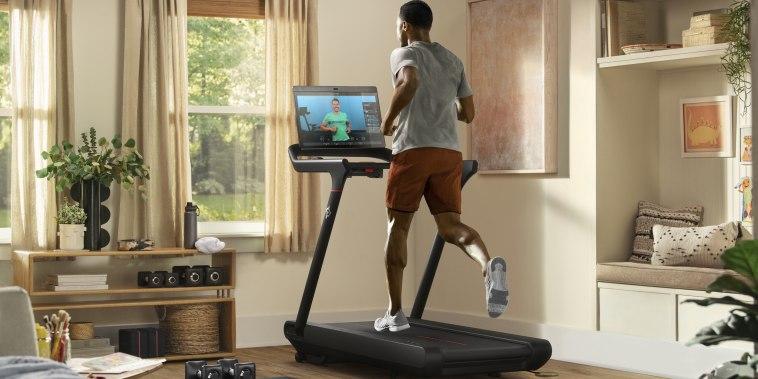 Image: Peloton tread treadmill