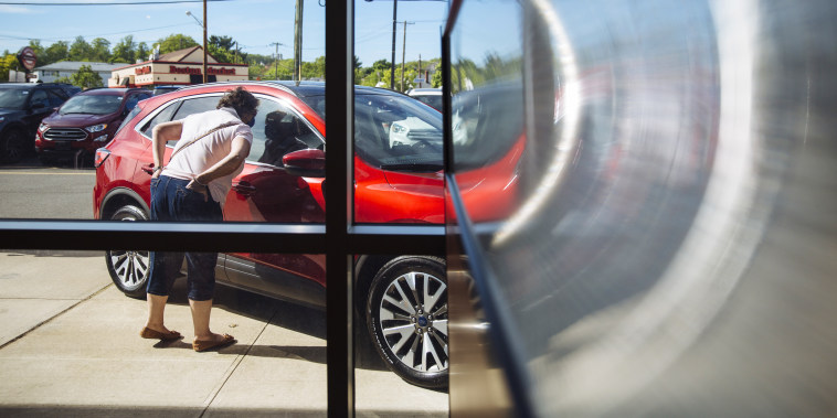 New Jersey Car Dealerships Resumes In-Person Sales As Covid-19 Cases Slow