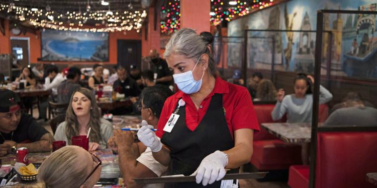 Image: Taqueria Del Sol restaurant in Houston