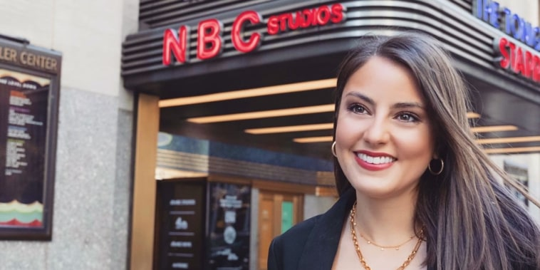 """Daniela Pierre-Bravo, an MSNBC producer and co-author of """"Earn It!: Know Your Value and Grow Your Career, in Your 20s and Beyond."""""""