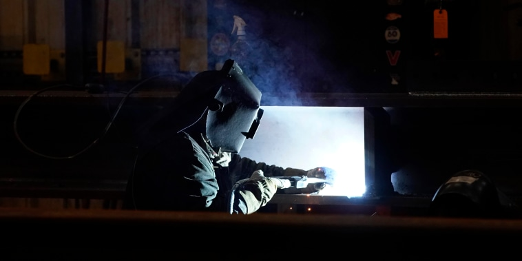SME Steel Facility As Markit Manufacturing Figures Released