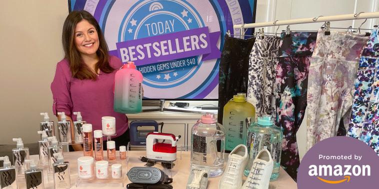 Adrianna Brach shares hidden gems to by on Amazon on broadcast