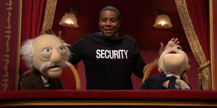 "Kenan Thompson on \""Saturday Night Live.\"""