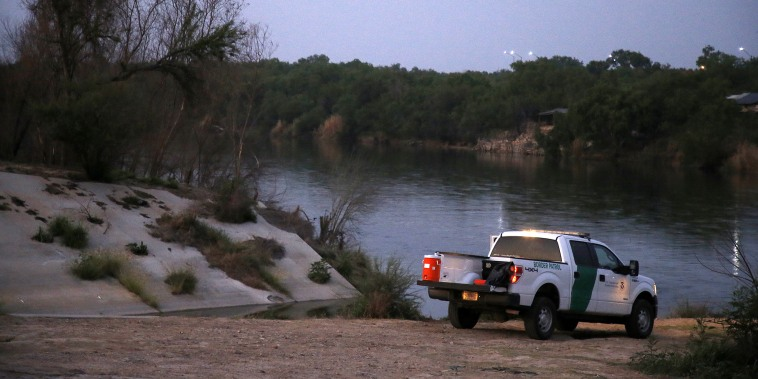 Image: Texas border