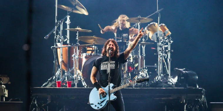 Image: Dave Grohl