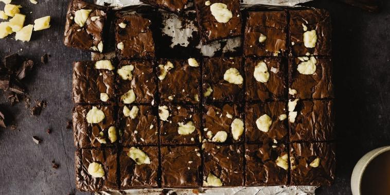 Cheddar Brownies