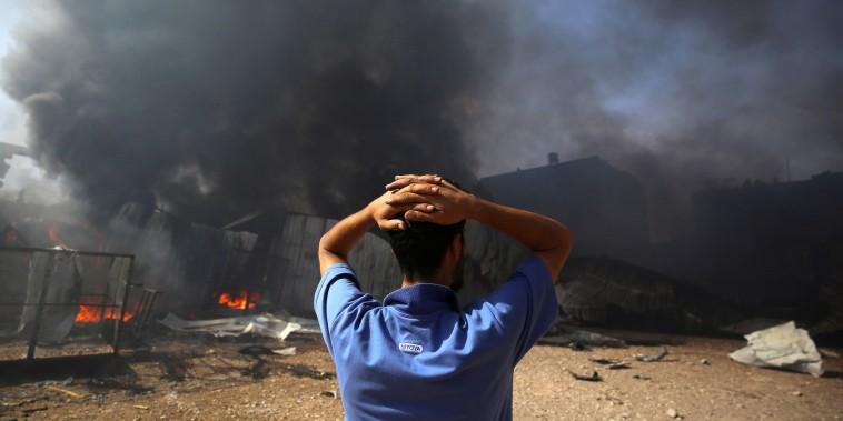 Image: Northern Gaza Strip