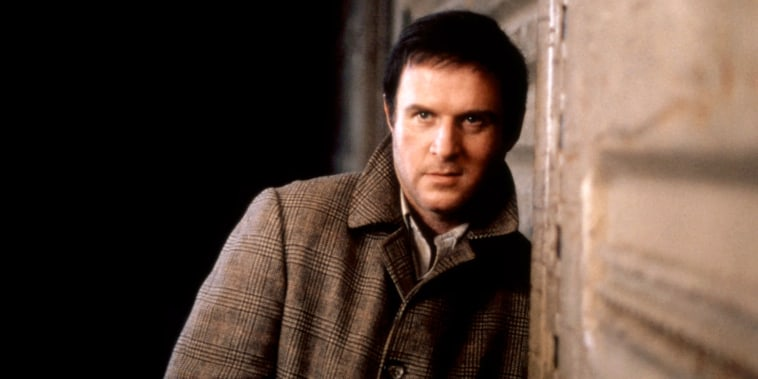 "Charles Grodin in 'Midnight Run"" in 1988."