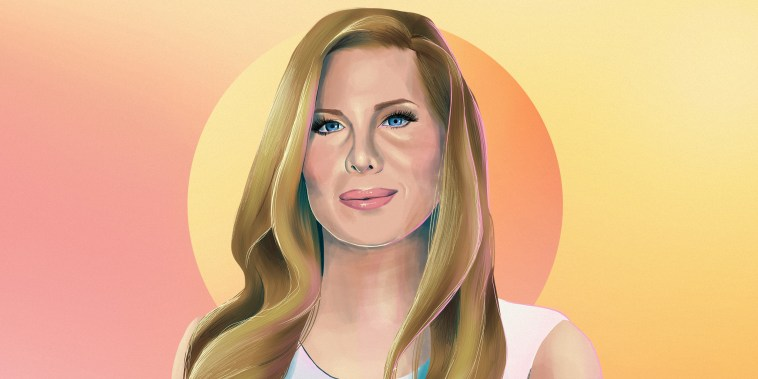 Illustrated portrait of Candis Cayne