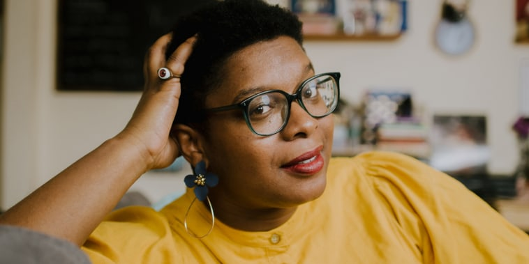 """Author Ashley C. Ford new memoir """"Somebody's Daughter"""" tells of Ford's efforts to navigate a childhood with her father in prison, assault, grief and the burden of a family's secrets."""