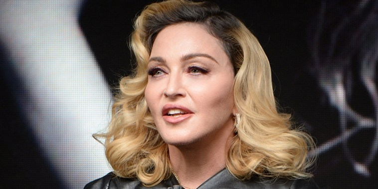 Madonna Launches MDNA SKIN Collection
