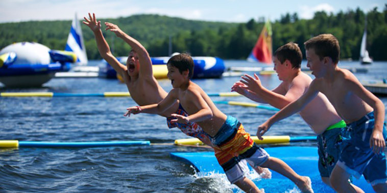 Image: Camp Walden is also offering increased referral incentives to its current employees: $300 for bunk counselors and $500 for specialist roles, like lifeguarding.