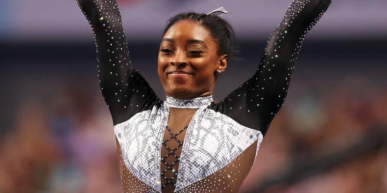 Image: 2021 U.S. Gymnastics Championships - Day 4