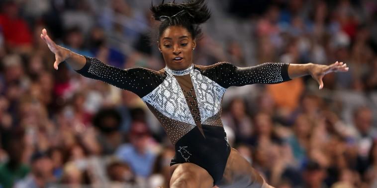 Image: BESTPIX - 2021 U.S. Gymnastics Championships - Day 4