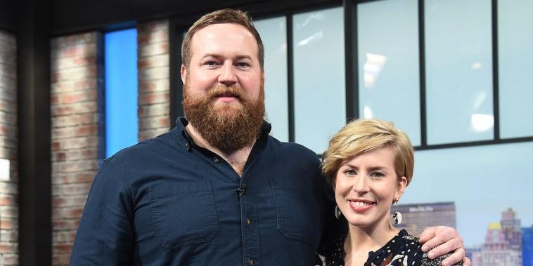 Ben Napier and Erin Napier