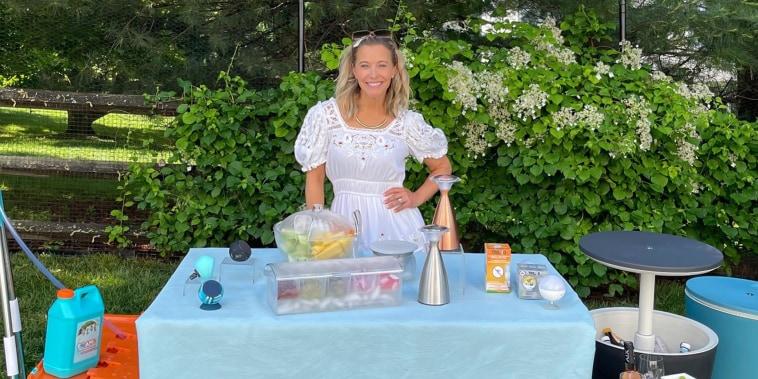 Jenn Falik shares backyard entertaining products to buy this summer on broadcast