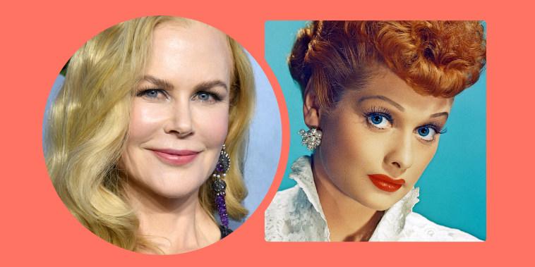 Nicole Kidman, Lucille Ball