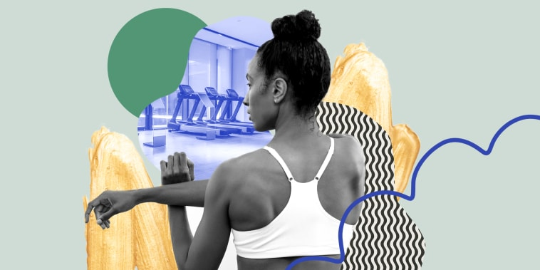 Why I can't wait to get back to the gym (and never workout at home again)