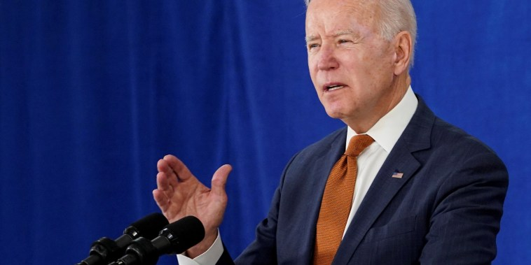 Image: President Joe Biden delivers remarks at the Rehoboth Beach Convention Center, Del.