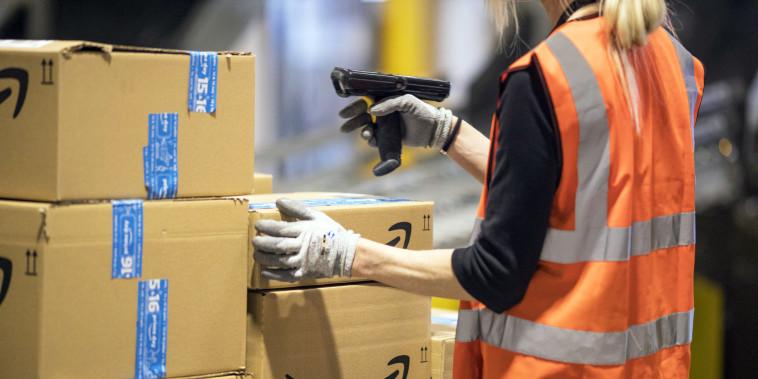 Image: Amazon.Com Inc. Fulfillment Center