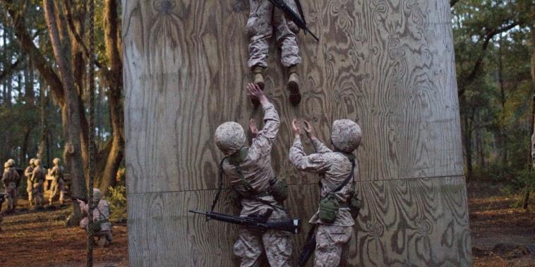 Parris Island: U.S. Marine Corps Boot Camp